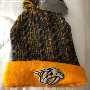 Nashville predators hat